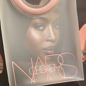 Nars Orgasm PR Bag w/ Naomi Campbell
